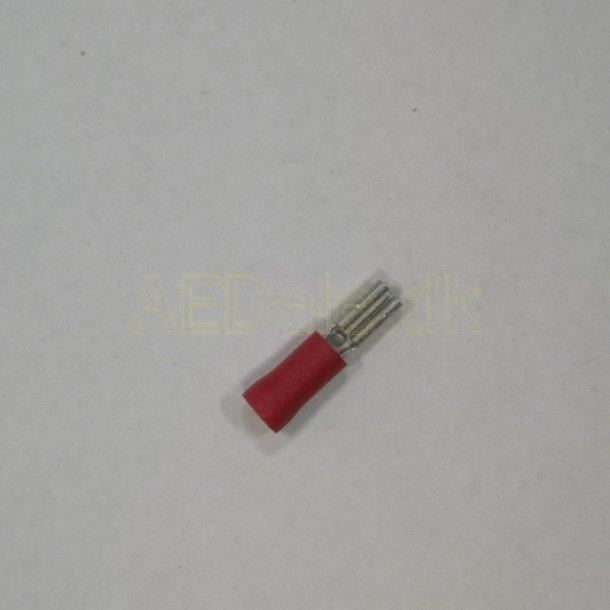 Kabelsko 2,8mm Rød