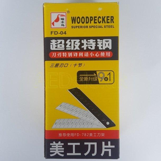 Knivblade til 18mm hobbykniv