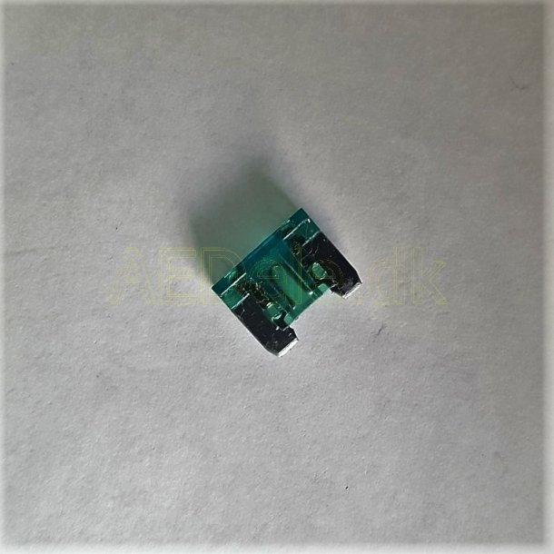 Mini Bladsikring Lav profil 30 Amp